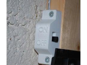 Beefy Slide-Switch Housing