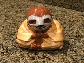 Sloth Buddha