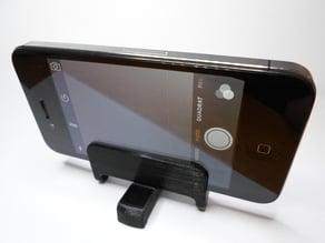 iPhone 4/5 Taschenstativ / Pocket Tripod