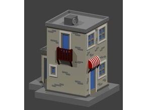 Small building/shop