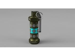 PUBG - Stun Grenade