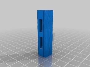 OpenLock 5.0 Tudor Wood Column O Post Pillar