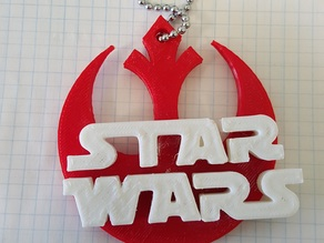 Star Wars Backpack Tag