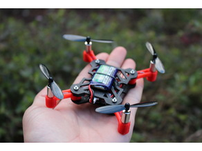 Pico 110 Foldable Micro Quad