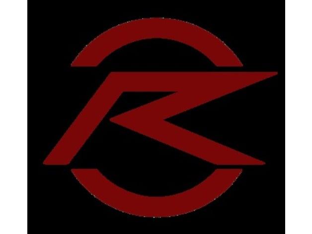 kamen rider drive logo by KARAS000 - Thingiverse