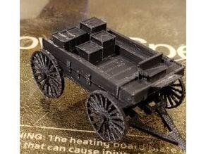 Pioneer Wagon - Topless