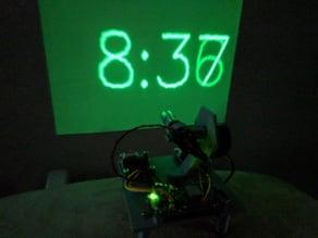 Glow-In-Dark LaserPi