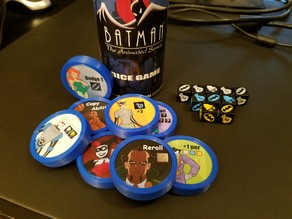 Batman Dice: Token Holder