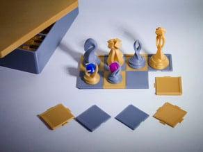 Customizable Chess Board