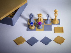 Customizable Chess Board