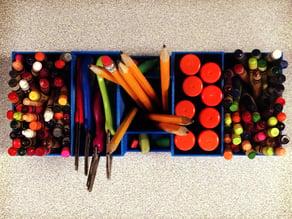 Classroom Supply Caddy