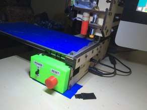 Switch Box for Printrbot 1405