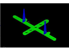 Center of Gravity Scale for 3Dlab Planes
