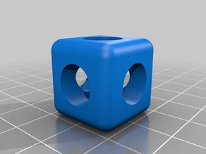 Test Cube Rounded