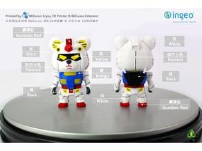 R-x86 Gundam Bear / 鋼彈熊 / 機動戦士ガンダム