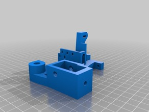 Piecemeal Y ends for Reprap Wilson TS mod