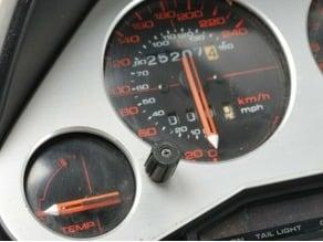 Honda VF 750 Trip Meter Reset Knob
