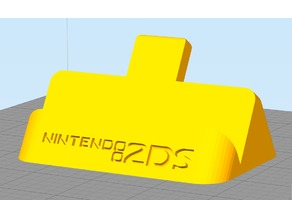 Nintendo 2DS Display Stand
