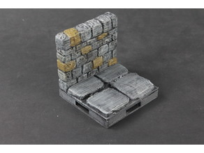 OpenForge 2.0 Dungeon Stone Wall