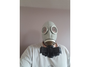 Thread and adapter for GP-5 Gas Mask