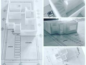 Casa Escala 1:100 House