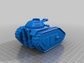 40k tank