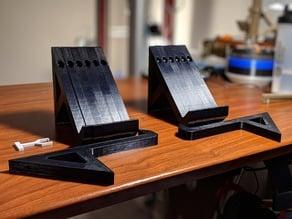 Keyboard Display Brackets Screw Mount