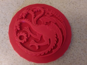 Targaryen Dragon from Game of Thrones