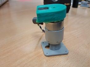 Hephestos 2 X-axis DC motor adapter