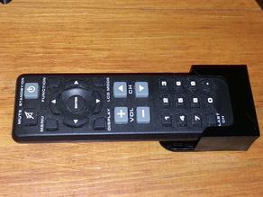VENTURER TV REMOTE HOLDER