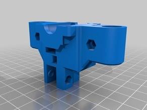 S.T.E.V.E X Gantry for 10mm rod and IGUS RJZM