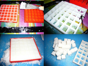 Sugar Cube Mold