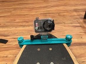 AEE-S71 Skateboard Long Board Camera Mount