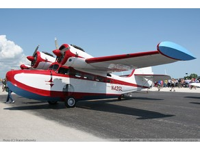 Printable Grumman G-21 Goose