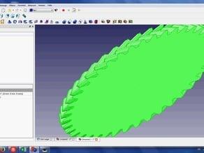 Herringbone Gear + FreeCAD Tutorial