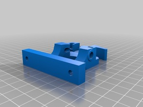 Compact Extruder for 3mm filament