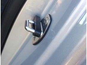 Door silencer for Audi, Opel, Hyundai, Skoda, VW, Etc.