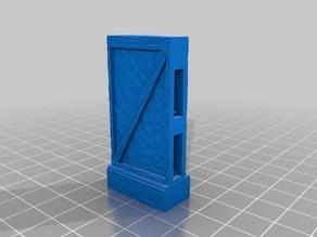 "OpenLock 5.0 Wall ""IN"" Tudor, Wood Styles"