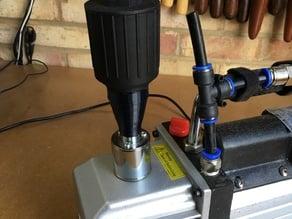 Vacuum Pump Filter Adapter