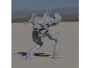 LCT-1V Locust for Battletech