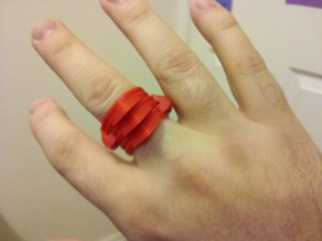 Folding Knuckle Duster Ring V2
