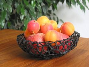Fruit Bowl - Voronoi-Style #4