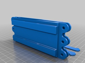 Magazine Holder for SRS (Airsoft)
