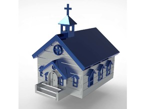 Church miniature