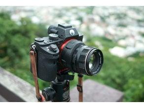 M42 lens tilting Adapter for SONY FE/E body