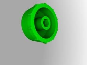 Emco Unimat SL Handwheel