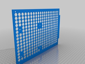 Anycubic Chiron Motherboard Cover 120mm