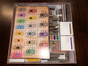 Founders of Gloomhaven Inserts/Organizers