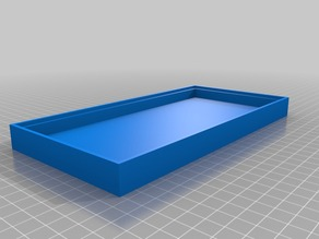 simple trays/box