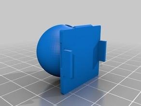 RPi camera ball mount
